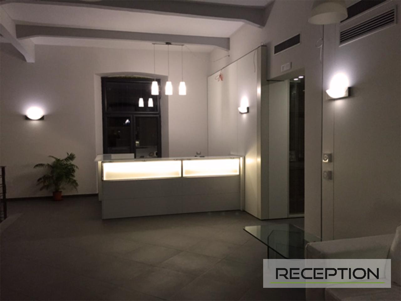 reception ufficio virtuale